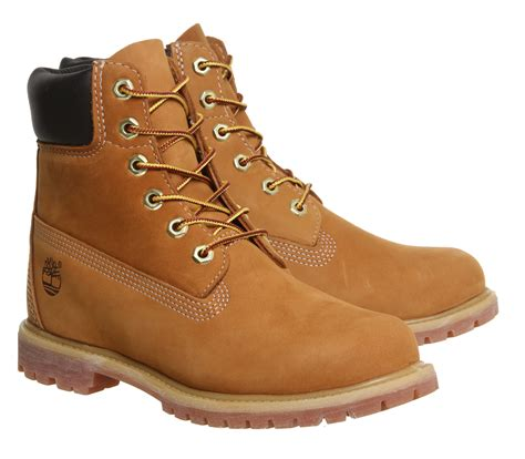 Boots Timberland Premium Size 10w Second 1 timberland premium 6 boots wheat nubuck ankle boots