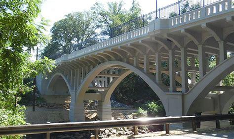 Detox Tucson Bridges by Sligo Creek Parkway Bridge Rehab Completed Ahead Of