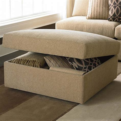 Living Room Ottoman With Storage 20 Ottoman With Storage Ideas For Your Living Room Housely