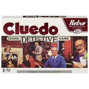 Cluedo retro edition