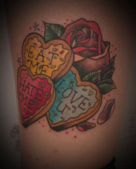 17 best images about cookie tattoos on pinterest posts