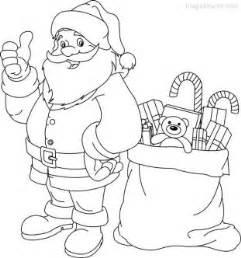 dibujos de navidad pap noel gracioso para colorear dibujos de navidad para colorear etapa infantil