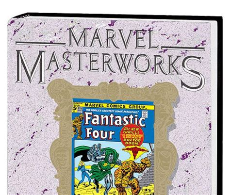marvel masterworks the vol 11 books marvel masterworks the fantastic four vol 11 hardcover