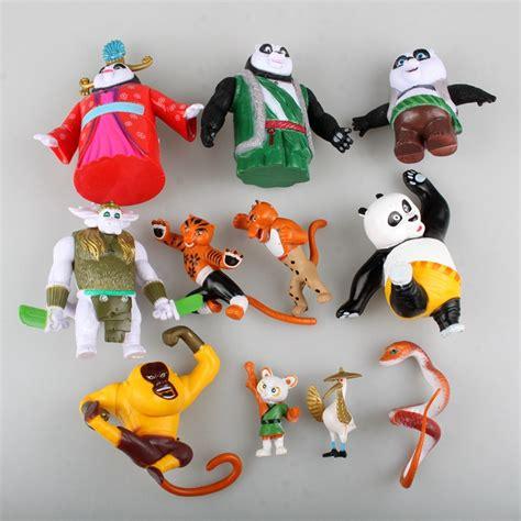 Figurine Kungfu Panda 3 Isi 8 Pcs Figurine Toko Kado Jakarta popular panda figure buy cheap panda figure lots from china panda figure