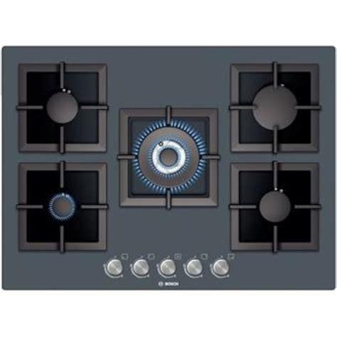 plaque cuisson 5 feux gaz bosch ppq719b21e plaque de cuisson gaz 5 feux achat