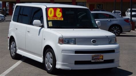 manual cars for sale 2006 scion xb electronic throttle control 2006 scion xb wagon cars for sale