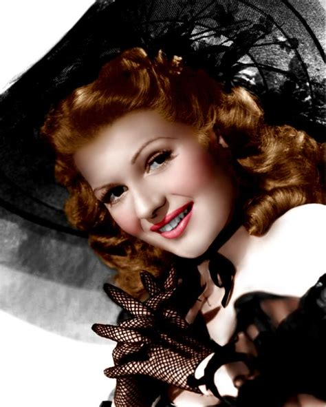 hayworth color hayworth color by brendajm tonight and every