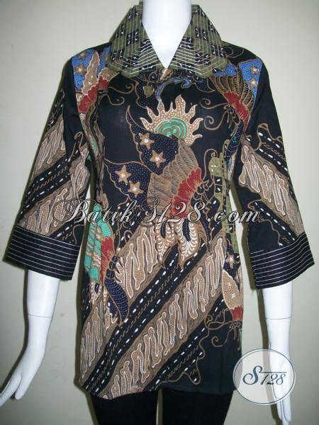 Baju Batik Pejabat Wanita model baju batik wanita karir trend batik tulis tahun 2014 bls843t m toko batik 2018