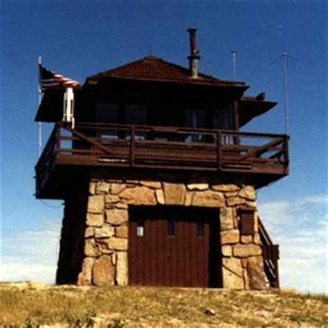 fire lookout tower plans a quick history of the people who catch forest fires at