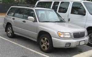 Subaru Forester 2002 File 2002 Subaru Forester Jpg