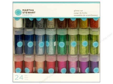 Martha Stewart Glitter Set martha stewart glitter set rich essentials createforless