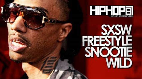 snootie wild house hhs1987 sxsw freestyle snootie wild home of hip hop