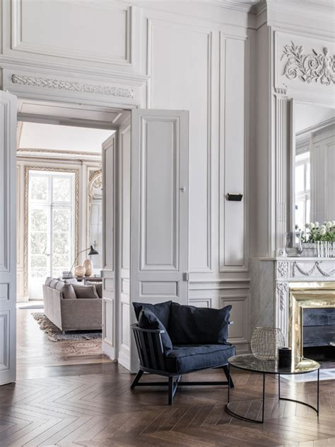 french apartment decor inspiration a classic apartment in the french
