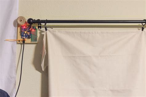 automatic curtain opener fluxwood