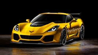 C6 Corvette Interior Upgrades 2018 Chevrolet Corvette Zr1 Review Top Speed