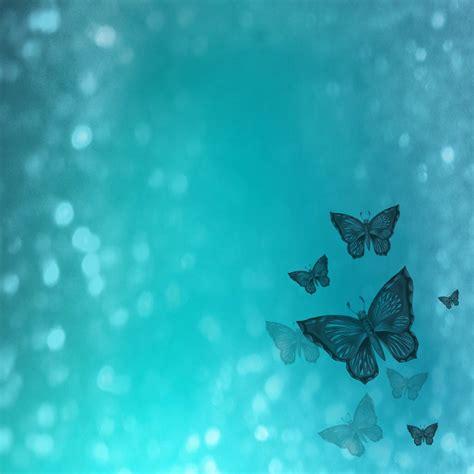 imagenes de mariposas azul turquesa fondo de pantalla de luces halos formas mariposas