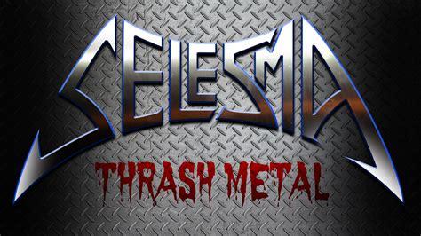 metal logo selesma thrash metal logo by yunusgenerasijihad on deviantart