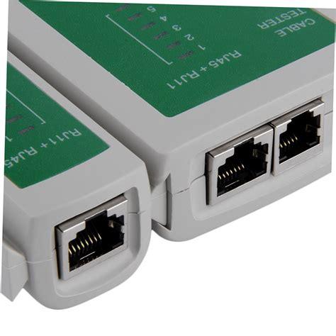 Cable Tester Utp Rj45 Rj11 rj45 rj11 rj12 cat5 utp network lan usb cable tester