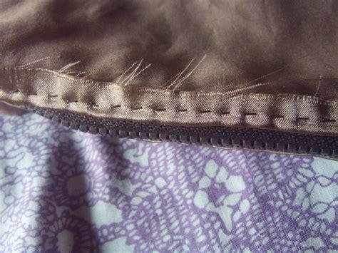 tips  membuat lapisan tas tali kur