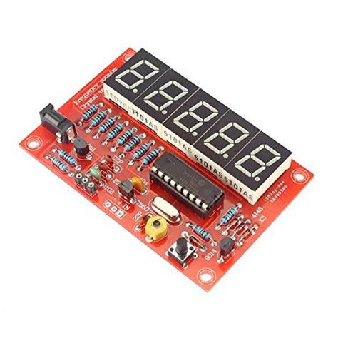Hz Meter Frequency Meter Mf16 Selec diy kits rf 1hz 50mhz oscillator frequency counter