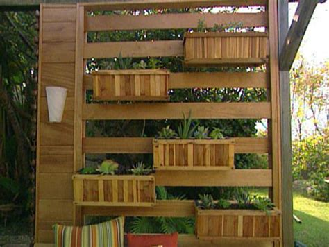 patio wall planters 17 best images about diy patio furniture on