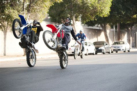 tvs motocross bikes nypd plans to stop dirt bikers by crushing their bikes on