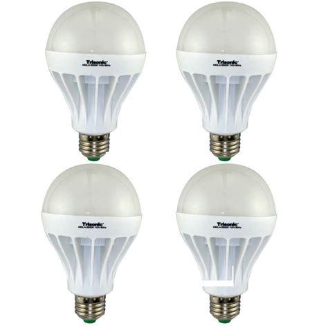 12 Watt Led Light Bulbs 4 Pc Daylight 12 Watt Energy Led Light Bulb 100 W Output Replacement 480 Lumens Ebay