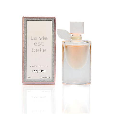 Lancome La Vie Est Wash buy la vie est by lanc 244 me basenotes net
