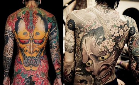 tattoo estilo yakuza tatuajes japoneses dise 241 os y significado del tattoo oriental