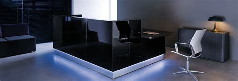 Funky Reception Desk Office Envy Office Design Wales Cheshire