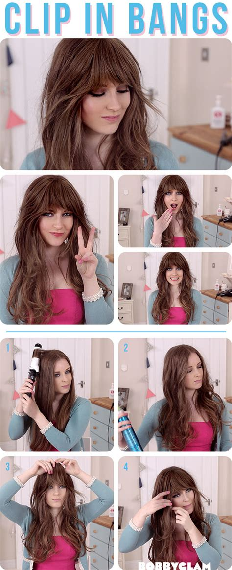 bangs hairstyles tutorial top 10 fresh winter fall hairstyles for women with picture
