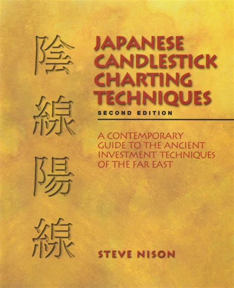 Ebook The Science Of Technical Analysis steve nison japanese candlestick charting techniques