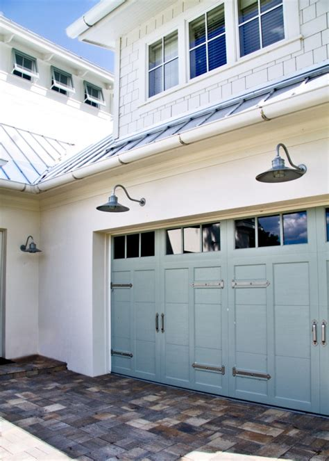 Exterior Garage Doors Outdoor Lighting Gary From Orlando Fl Barnlightelectric