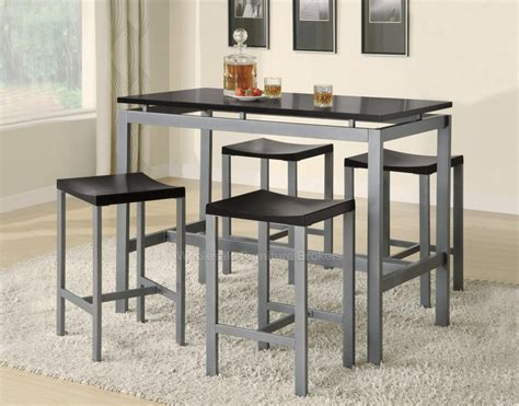 Bar Height Dining Table Chairs Luxury Home Design Furniture Counter Height Table