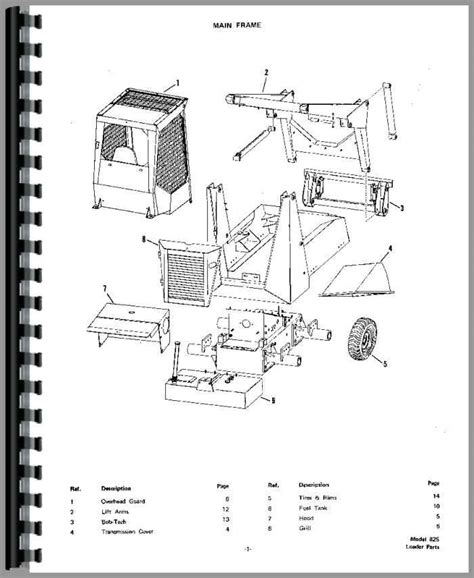 753 bobcat parts diagram bobcat loader parts pictures to pin on pinsdaddy