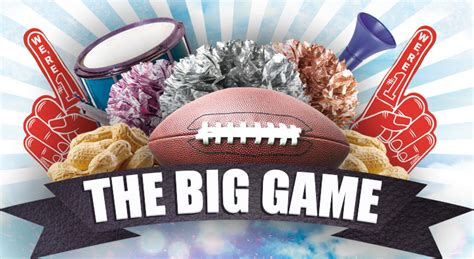 Free Photoshop And Illustrator Flyer Templates For The Big Football Game Next Day Flyers Templates