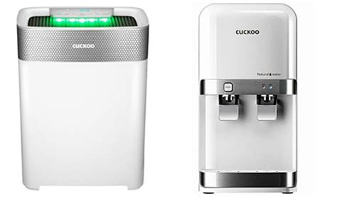 cuckoo losing edge in water air purifier market after