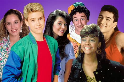 Saved By The Bell by Where Are They Now Imagining The Saved By The Bell