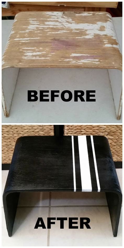a quick and easy ikea step stool makeover best 25 ikea stool ideas on pinterest fuzzy stool diy