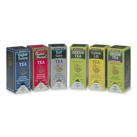 bigelow tea flavored tea quickship com