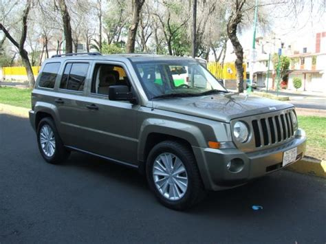 Jeep Patriot 2008 For Sale For Sale Vendo Jeep Patriot 2008 Distrito Federal