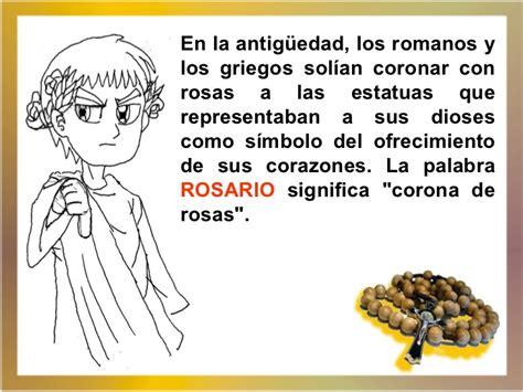 significado del nombre rosario origen nombres de nio historia del santo rosario