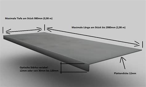 die h 228 rteste beton optik k 252 chenarbeitsplatte der welt