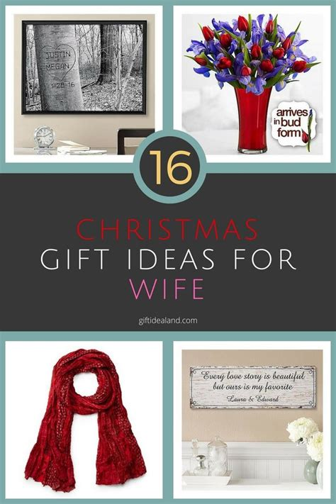 christmas gift for wife 25 best ideas about gifts for wife on pinterest