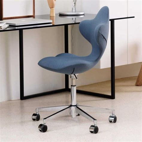 Fabric Office Chairs Design Ideas Simple Fabric Modern Office Chairs Decor Plus Black Office Dek For Furniture Home Office