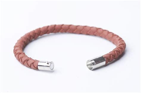 TWIST BRACELET // BRANDY x Handmade Leather Goods