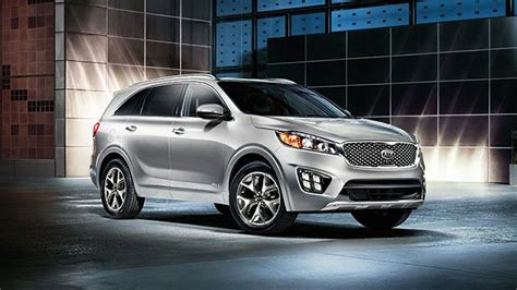 Kia Car Wallpaper Hd by 2017 Kia Sorento Ex Hd Car Wallpapers Free
