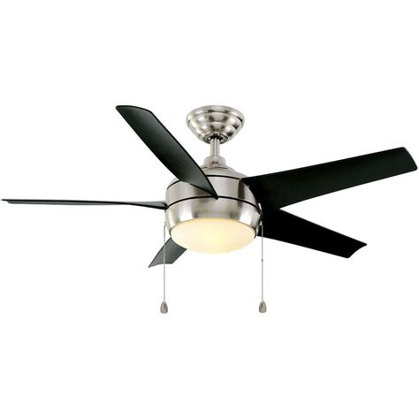 44 inch outdoor ceiling fan home decorators collection windward 44 in indoor brushed