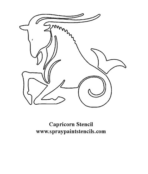 printable zodiac stencils teen printables stylin with coupons