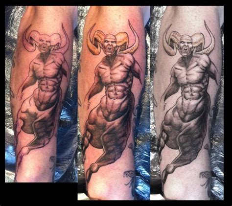 minotaur tattoo 64 best images about minotaur on